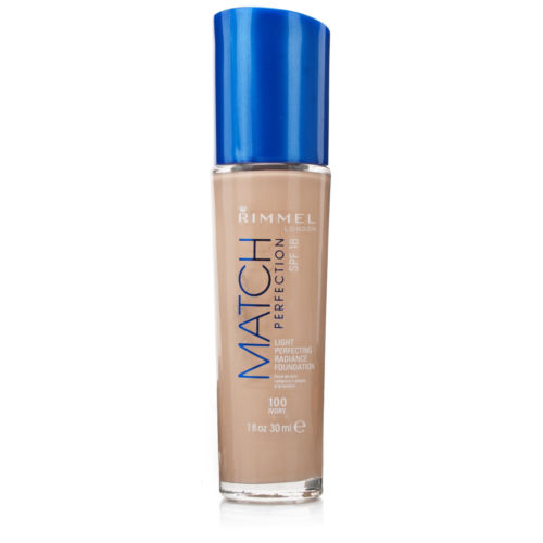 Rimmel Match Perfection Foundation - shade Ivory