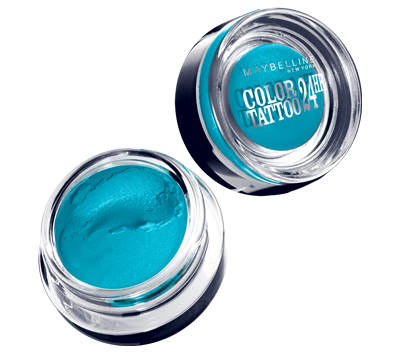 Maybelline Color Tattoo 24 H - Shade Turquoise Forever