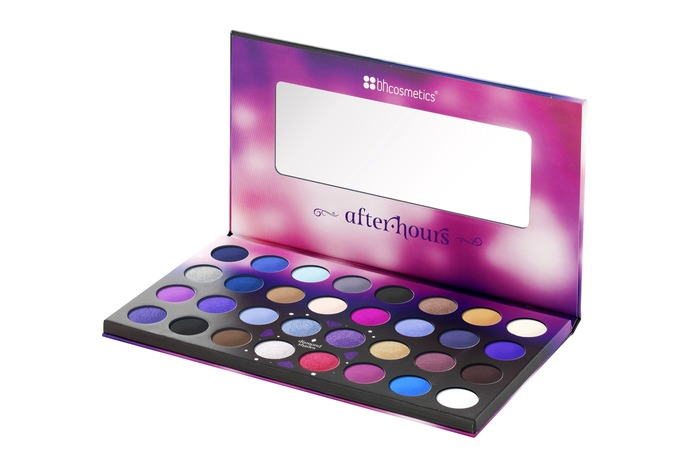 Bh Cosmetics After Hours Palette