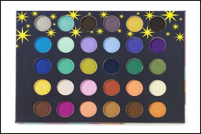 Bh Cosmetics Eyeshadow Palette - Eyes on the 70\'s