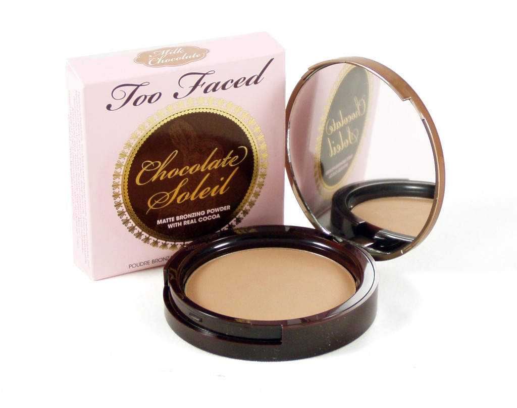 Too Faced Bronzing Powrder - Shade Chocolate Soileil