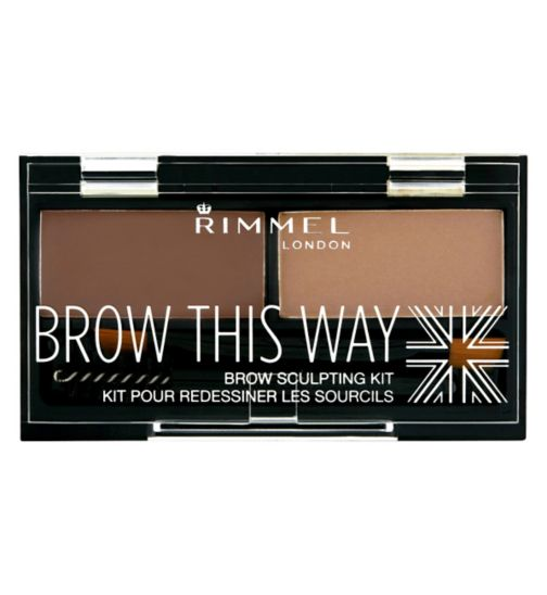 Rimmel Brow This Way Kit