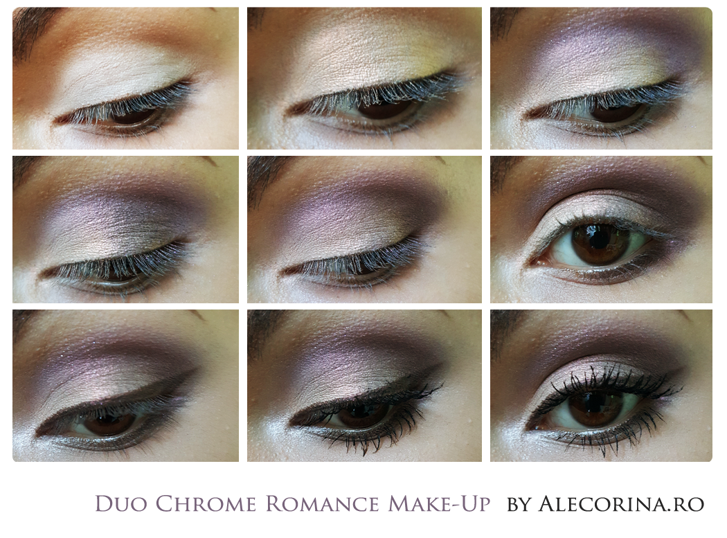 Duo Chrome Romance Chart Make-up