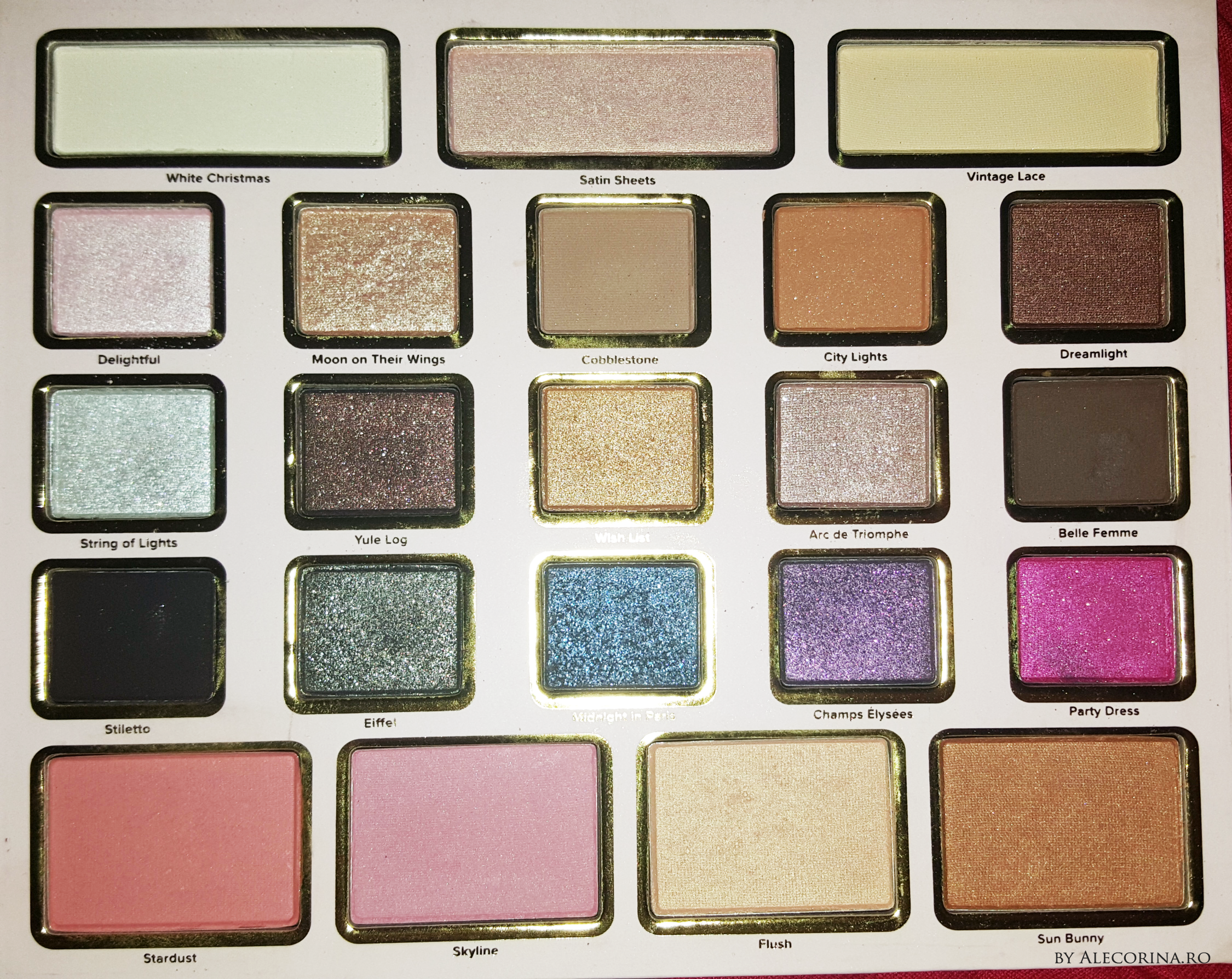Too Faced Le Grand Palais Make-up Palette