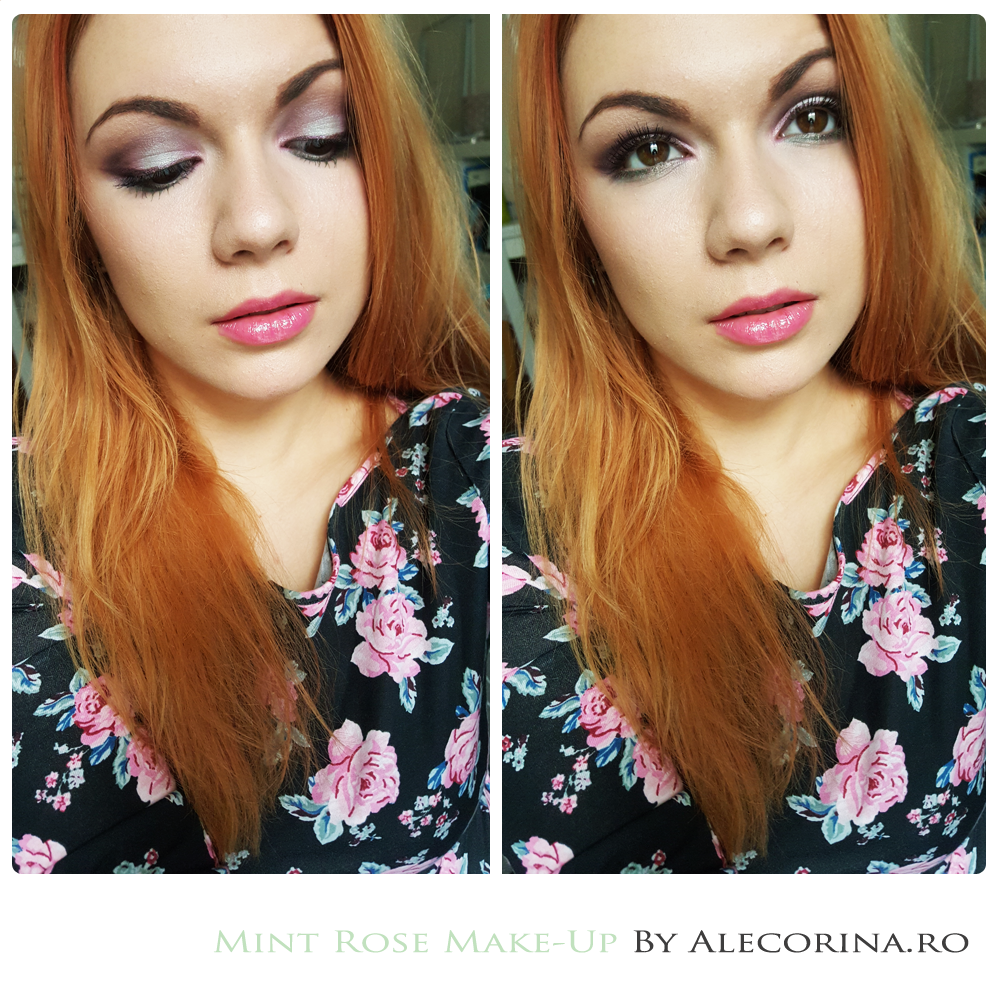 Mint Rose Make-up Full Make-up